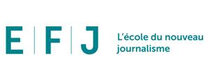 Logo de EFJ - Ecole française de journalisme