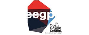 Logo de Ecole Européenne de Graphisme Publicitaire
