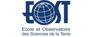 Logo de Ecole et observatoire des sciences de la Terre de Strasbourg
