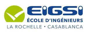 Logo de EIGSI - Ecole d'ingénieurs en génie des systèmes industriels