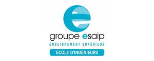Logo de Ecole Supérieure Angevine d'Informatique et de Productique d'Angers