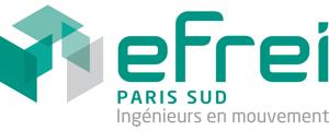 Logo de EFREI - Ecole d'ingénieur généraliste - Informatique et technologies du numérique