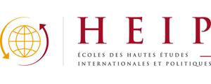 Logo de HEIP - Ecole des hautes études internationales et politiques