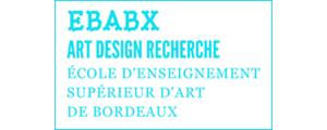 Logo de Ecole des beaux-arts de Bordeaux