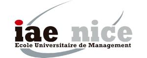Logo de IAE - Institut d'administration des entreprises, Université de Nice - Sophia Antipolis