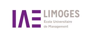 Logo de IAE - Institut d'administration des entreprises, Université de Limoges