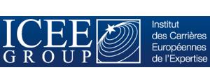 Logo de ICEE - Institut carrières européennes de l'expertise