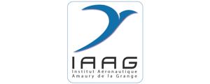 Logo de Institut aéronautique Amaury de la Grange