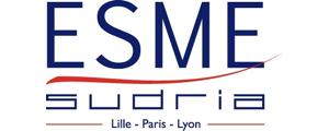 Logo de ESME Sudria - campus de Paris Montparnasse