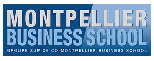 Logo de Montpellier Business School