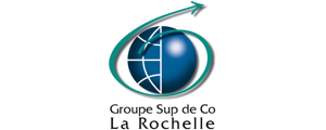 Logo de La Rochelle Business School