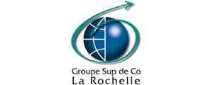 Logo de IECG - Sup de Co La Rochelle Bachelor