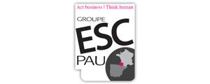 Logo de Ecole supérieure de commerce de Pau