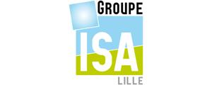 Logo de ISA - Institut Supérieur d'Agriculture