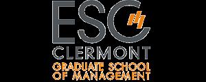 Logo de ESC Clermont - Ecole supérieure de commerce de Clermont