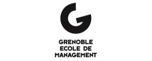 Logo de GEM - Grenoble Ecole de Management - Campus de Grenoble