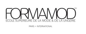Logo de FORMAMOD Ecole supérieure de la mode et de la lingerie