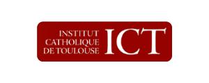Logo de Faculté libre des lettres et sciences humaines Institut catholique de Toulouse, Institut catholique de Toulouse