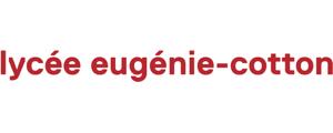 Logo de Lycée Eugénie Cotton