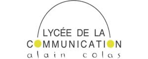 Logo de Lycée de la communication Alain Colas