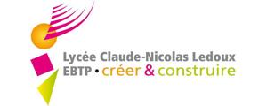 Logo de EBTP - Lycée Claude Nicolas Ledoux - EBTP
