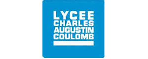 Logo de Lycée Charles A Coulomb