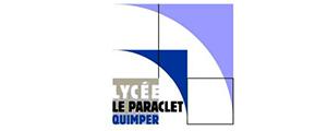 Logo de Lycée des métiers Le Paraclet