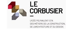 Logo de Lycée polyvalent Le Corbusier