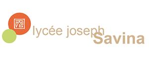 Logo de Lycée Joseph Savina