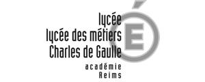 Logo de Lycée polyvalent Charles de Gaulle - Chaumont