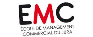 Logo de Ecole de management commercial du Jura