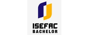 Logo de ISEFAC Bachelor Lille - Institut supérieur européen de formation par l'action de Lille