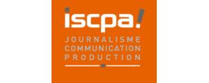 Logo de ISCPA Lyon - Institut supérieur des médias - Ecole de journalisme
