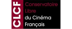 Logo de CLCF - Conservatoire libre du cinéma français