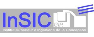 Logo de GIP-INSIC - Institut supérieur d'ingénierie de la conception