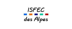 Logo de ISFP-ISFEC - Institut supérieur de formation pédagogique - ISFEC des Alpes