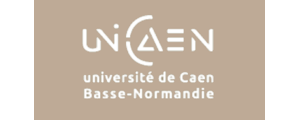 Logo de UFR de droit - antenne universitaire d'Alençon, Université de Caen Basse-Normandie