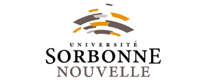 Logo de UFR communication, Université de la Sorbonne Nouvelle