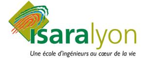 Logo de ISARA Lyon - Institut supérieur d'agriculture et d'agroalimentaire Rhône-Alpes