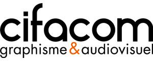 Logo de CIFACOM - Ecole de Graphisme Audiovisuel Web et 3D