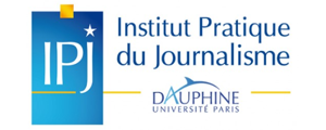 Logo de IPJ - Institut pratique du journalisme