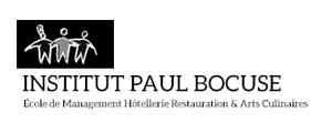 Logo de Institut Paul Bocuse, école de management, hôtellerie, restauration, arts culinaires