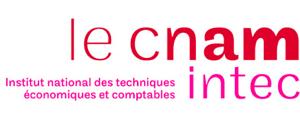 Logo de Institut national des techniques économiques et comptables, Conservatoire national des arts et métiers - Paris