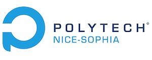 Logo de Polytech Nice-Sophia, Université Nice - Sophia Antipolis