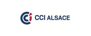 Logo de CFA de la CCI Alsace - Colmar