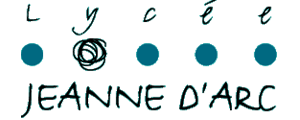 Logo de Lycée Jeanne d'Arc