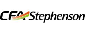 Logo de CFA Stephenson
