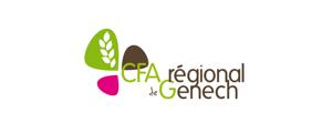 Logo de CFA régional de Genech - UFA de Lesquin