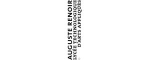 Logo de Lycée technologique d'Arts appliqués Auguste Renoir