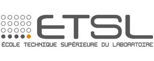 Logo de ETSL - Lycée technique privé de l'école technique supérieure du laboratoire